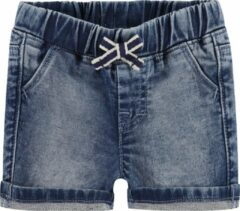 Noppies Jongens Jeans korte broek Sudbury - Light Jungle Wash - Maat 56