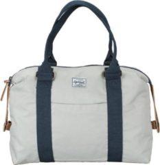 Juscha *damestas Lightpack sweetbox 36 x 27 x 13 cm beige-blauw