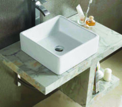 Lambini Designs Sub Compact rimfree toiletpot incl. softclose zitting