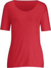 Shirt Van Peter Hahn rood