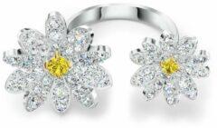 Zilveren Swarovski Eternal Ring (Maat: 58) - Meerkleurig