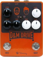 Keeley D&M Drive effectpedaal