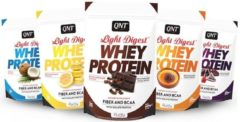 QNT |Purity Light Digest Whey Protein 500g - Hazelnoot/Chocolade whey protein + Isolaat eiwitshake