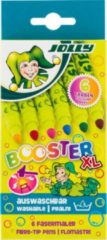Jolly Booster XL Stiften 6 kleuren Uitwasbaar