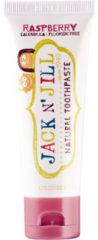Jack N' Jill Jack 'N Jill - Kinder Tandpasta Zonder Fluoride – Framboos - 50ml