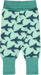 Blauwe Maxomorra Broek |SHARK| Baby Joggingbroek 50/56