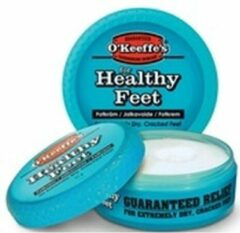 O'Keeffe's - Voetencreme - voor gezonde voeten - potje 96 gram 2 stuks