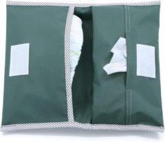 KipKep Napper Luieretui - Calming groen - gerecyclede materialen