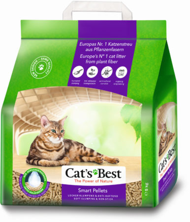 Afbeelding van Cats Best Cat's Best Nature Gold / Smart Pellets - 10 liter (5 kg)