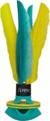 Waboba buitenspel Shuttle Flyer rubber geel/groen