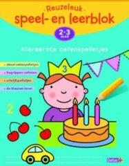 Bruna Reuzeleuk speel- en leerblok / 2-3 jaar - Boek Annemie Bosmans (9044742337)