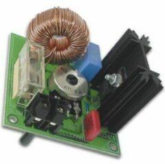 Velleman Dimmer Met Potentiometer 3,5 A 60 X 60 Mm Groen