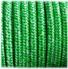 ABC-Led 6MM PPM - groen Sweater - 10 meter - #628 - dubbel gevlochten