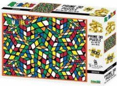 Tucker's Fun Factory 3D Image Puzzel - Rubiks Geeked (500)