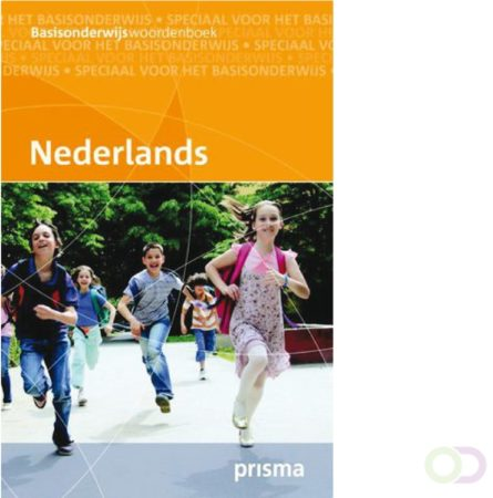 Afbeelding van Prisma Basisonderwijs Woordenboek Nederlands