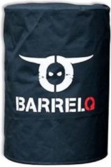 Donkerblauwe Barrelq Barbecuecover Notorious 58 X 23 Cm Polyester Blauw