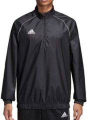 Sportliche Windbreaker-Jacke Core 18 für nasskalte Trainingstage CE9056 adidas performance black/white