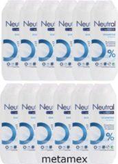 Neutral Shampoo Parfumvrij Normaal Haar - Voordeelverpakking 12 x 250 ml