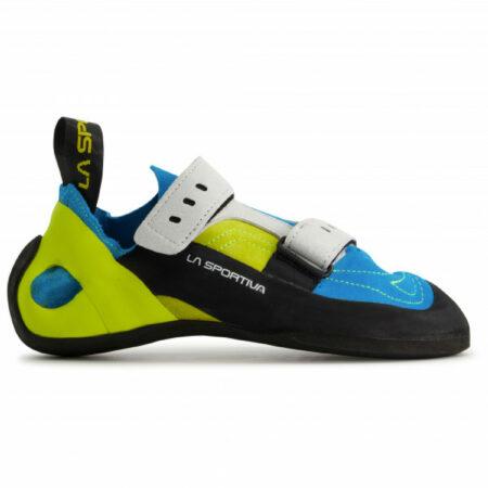 Afbeelding van La Sportiva - Finale VS - Klimschoenen maat 46, zwart/geel