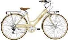 28 Zoll Damen City Fahrrad 6 Gang Adriatica Panarea... creme