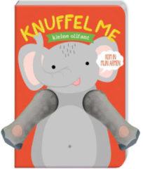 Knuffel me: Knuffel me kleine Olifant - Helmi Verbakel