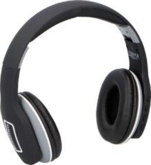 Hoofdtelefoon stereo Bluetooth AB Grundig CB met microfoon Rubber Zwart/Grijs/Goud/Zilver