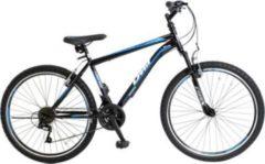 26 Zoll Herren Mountainbike 21 Gang Hoopfietsen... schwarz-blau