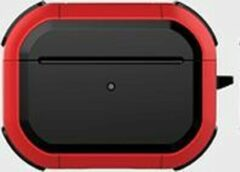 WIWU - Airpods Pro hoesje - Airpods Pro Case - Rood