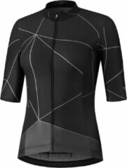 Zwarte Shimano Yuri - Fietsshirt - S - Dames