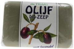 Traay Zeep olijf / lavendel bio 250 Gram