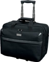 Zwarte Lightpak Business Laptop Trolley Xray