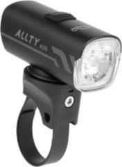 Grijze Magicshine Alty 400 lumen - usb oplaadbaar voorlichtfiets