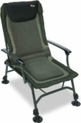 NGT Profiler Plus Chair Visstoel - Verstelbare poten - 52,5 x 52 x 103 cm - Aluminium - Groen