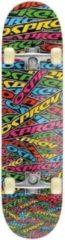 Osprey Skateboard Double Kick Pro: Stickers 79 Cm