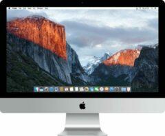 Zilveren Apple Refurbished Apple iMac 21.5 inch Refurbished - Quad Core i5 2 8 Ghz - 8GB - 1TB SSD - Late 2015 - A-grade