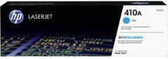 HP 410A CF411A Tonercassette Cyaan 2300 bladzijden Origineel Tonercassette