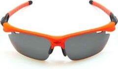 Oranje PowerPlay Eyewear PowerPlay MS-049 Orange-Black Polarized