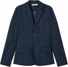 Donkerblauwe Name it blazer jongens - blauw - NKMfalcon - maat 116