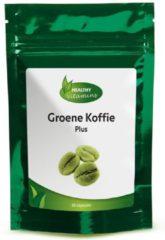 Healthy Vitamins Groene Koffie Plus capsules - afslanken - met Groene thee en Artisjok extract