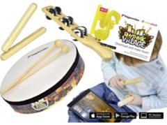Voggenreiter Rhythmic Village Percussie set