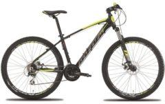 29 Zoll Mountainbike 21 Gang Montana Urano Wham schwarz-gelb