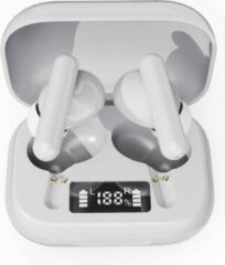 Denver TWE-38 - Wireless Bluetooth earbuds - oplaadbare case - Wit