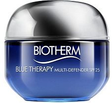Biotherm Biotherm Blue Therapy Multi-Defender SPF25 normale en gemengde huid - dagcrème