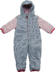 Ducksday - Kids Baby Snow Suit - Overall maat 68, grijs