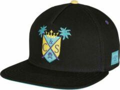 Cayler & Sons Snapback Pet Miami Crest Zwart