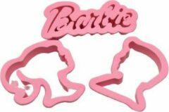 Roze FIFO Barbie, Barbie Pop, Ken, Couple, Bakvorm, Bakken, Koken, Tafelen