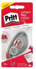 Pritt Correctieroller compact flex 4.2 mm Wit 10 m 1 stuk(s)