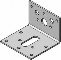 BAT - hoekanker zonder ril / hoekijzer - 60mm x 40mm x 60mm - sendzimir verzinkt (prijs per 50 stuks)