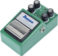Ibanez TS9DX Turbo Tube Screamer overdrive pedaal
