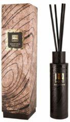 Zwarte PTMD Elements fragrance sticks Elegant Cedar 200 ml